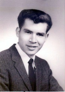 My Dad in 1959