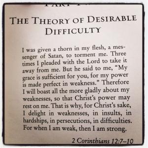 I am likely someone's thorn #ilikepaul #hegetsme