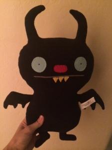 stuffed demon #1