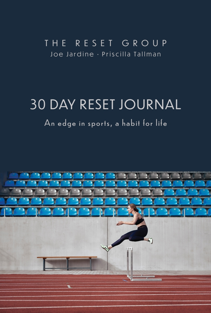 30 Day Reset Journal